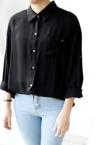 BASIC SHIRT WITH POCKET