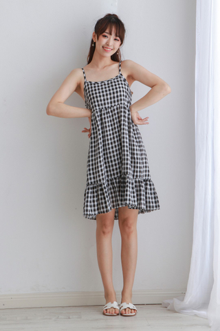 Gingham Cami Dress