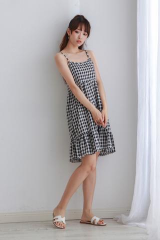 Gingham Cami Dress