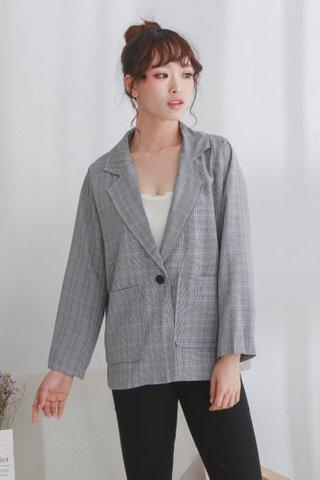 Seamless Tartan Coat