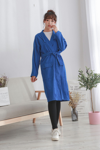Long Line Coat Outerwear