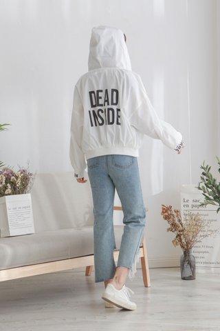 Dead Inside Bomper Jacket