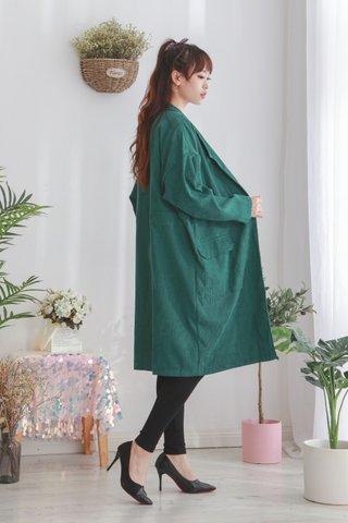 Long Line Coat Outerwear