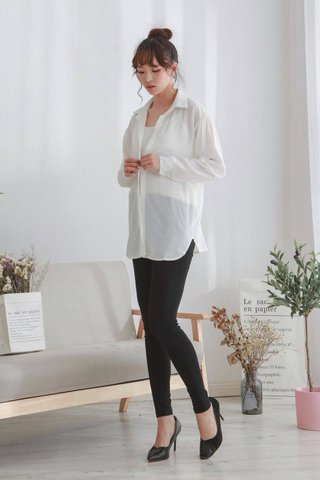 Korea Basic Blouse