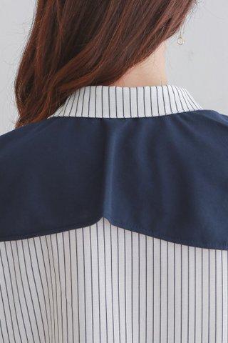 detachable Collar Blouse