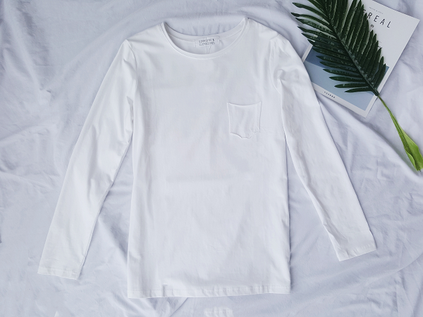 Pocket Longsleeve Shirt