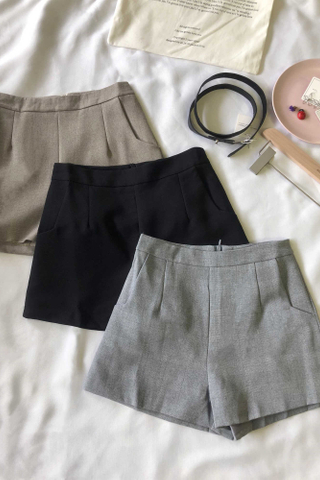 Casual Suit Shorts