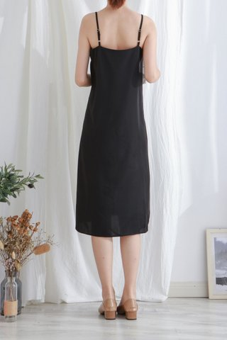 Basic Strap Cami Dress