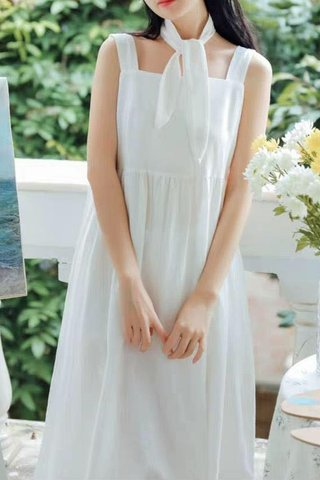 Sister Peplum Square Neck Top & Dress