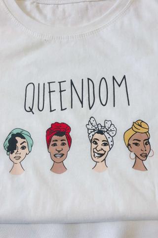 """""""Queendom' T."""