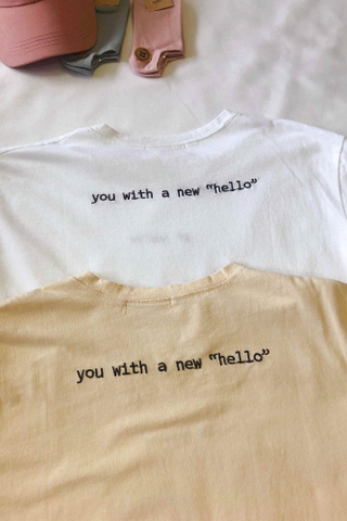 New Hello T.